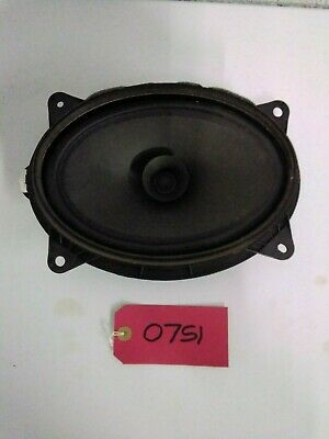 0751 Toyota Avensis T27 2011 Front Driver Door Speaker Sound Noise • 20£