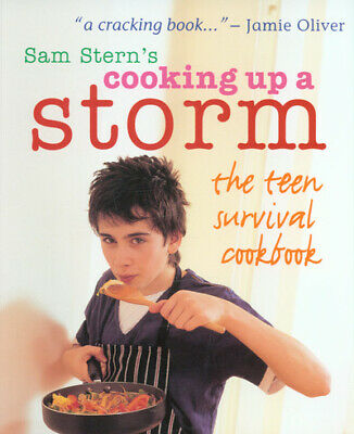 Cooking Up A Storm By Sam Stern Susan Stern (Paperback) FREE Shipping, Save £s • 3.07£