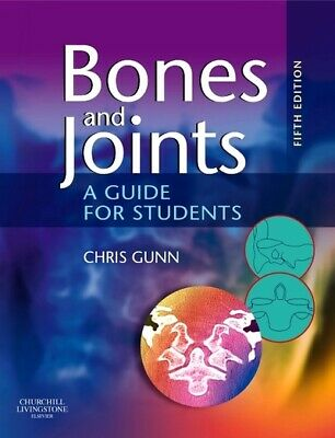 Bones And Joints: A Guide For Students By Chris Gunn (Paperback) Amazing Value • 11.31£