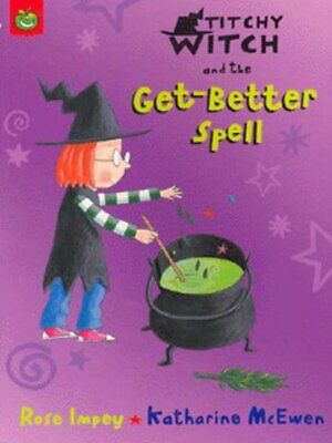 £1.98 • Buy Orchard Colour Crunchies: Titchy Witch And The Get-better Spell By Rose Impey