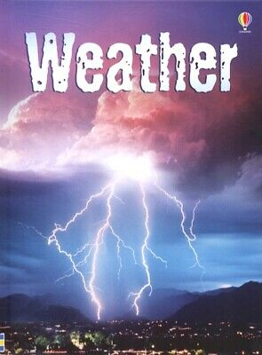 £2.26 • Buy Usborne Beginners : Information For Young Readers.: Weather By Catriona Clarke