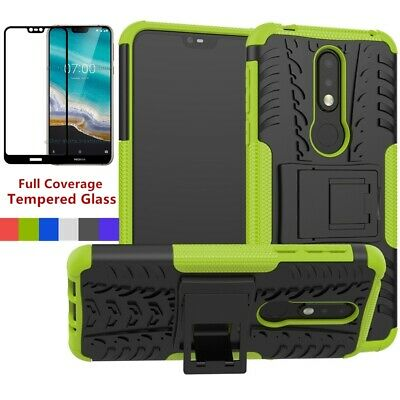 AU8.48 • Buy For Nokia 7.2/6.2/4.2/2.1/3.1/7.1/2.2/6.1 Heavy Duty Shockproof Armor Case Cover