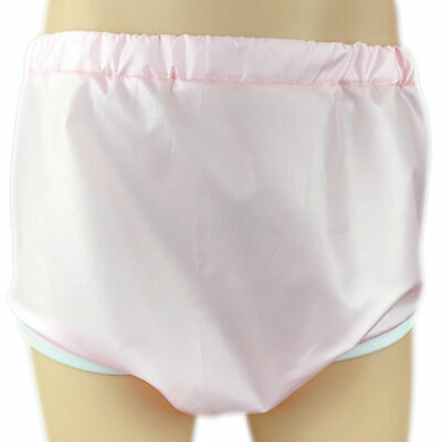 £14.99 • Buy Cuddlz Pink Crinkle Pull Up Adult Sized Incontinence Pants Briefs