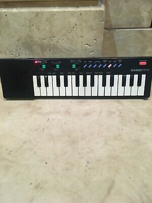 $30 • Buy Casio PT-10 Small Keyboard Musical Instrument Retro 80's 90's. Tested Works