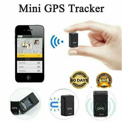 Real Time Mini GPS GPRS Tracker Magnetic Car Spy GSM Tracking Locator Device UK- • 8.89£