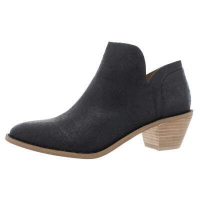 $ CDN44.05 • Buy Kelsi Dagger Brooklyn Womens Kenmare Black Booties 9 Medium (B,M) BHFO 9576