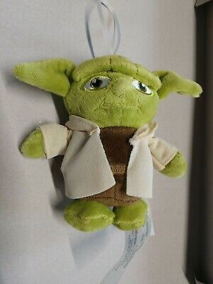 $8.99 • Buy Star Wars Baby Yoda Hallmark Plush 5  Christmas Ornament