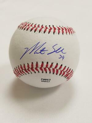 $ CDN26.45 • Buy Matt Shoemaker Signed Official League Baseball (Toronto Blue Jays) COA