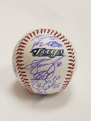 $ CDN198.47 • Buy 2020 Toronto Blue Jays Team Signed Major League Baseball (Jays) COA