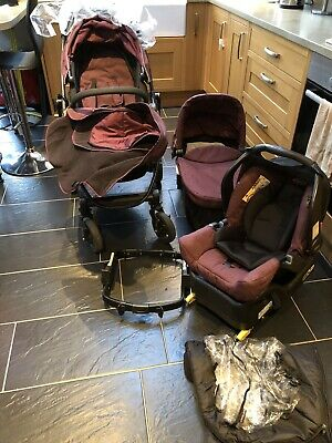 Graco Evo Travel System • 60£
