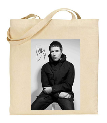 £6.49 • Buy Shopper Tote Bag Cotton Canvas Cool Icon Stars Oasis Madonna Ideal Gift Present