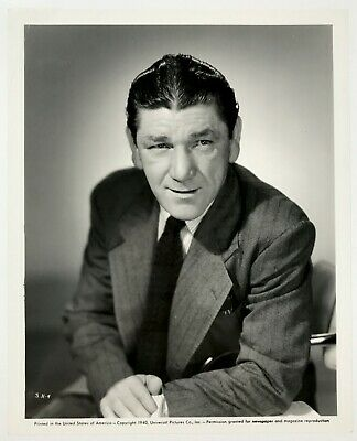 $ CDN1.31 • Buy 1940 SHEMP HOWARD Of THE THREE STOOGES Universal Pictures-Issued Photo