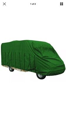 Kampa Motor Home Breathable Protective Cover 7.0 To 7.5m (4 Zips) Bag Included • 75£