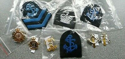 WRNS Qualification Badges Patches & Army Cap Badges • 6.95£
