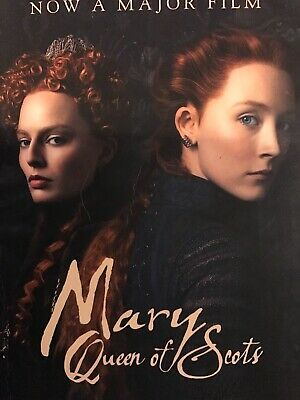 Mary Queen Of Scots: Film Tie-In By Guy, John Book The Cheap Fast Free Post • 1.90£