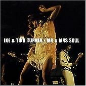 Ike And Tina Turner : Mr. And Mrs. Soul CD (2003) Expertly Refurbished Product • 2.39£