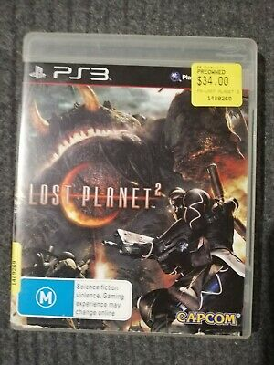 AU5 • Buy Lost Planet 2 PS3 Sony Playstation