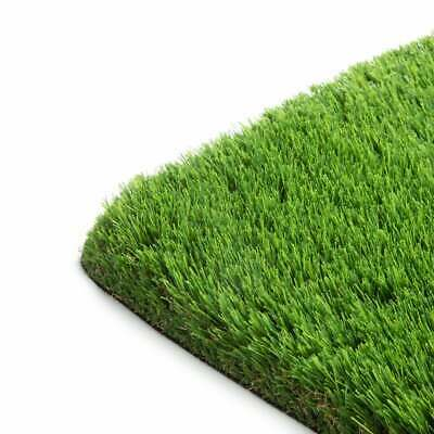 £0.99 • Buy Sandringham Luxury Artificial Grass 40mm Thick Realistic Astro Turf 2m 4m Wide