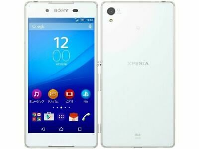 $ CDN502.31 • Buy SONY XPERIA Z4 SOV31 AU KDDI Android Phone Smartphone Unlocked Japan White New