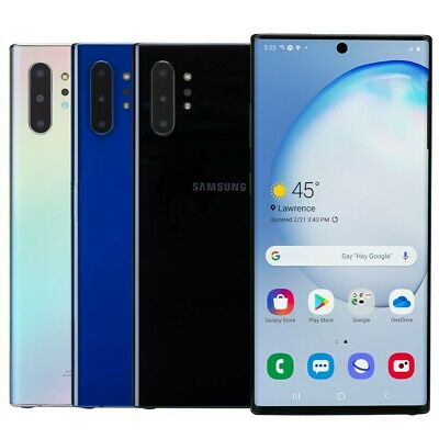 $ CDN676.46 • Buy Samsung Galaxy Note 10+ Plus Smartphone AT&T Sprint T-Mobile Verizon Or Unlocked