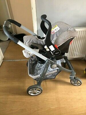 Pushchair 3 In 1 Travel System New • 130£