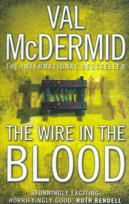 £3.48 • Buy Tony Hill And Carol Jordan: The Wire In The Blood By Val McDermid (Paperback /