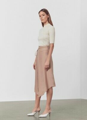 AU130 • Buy Viktoria Woods Westbury Silk Skirt Size 0