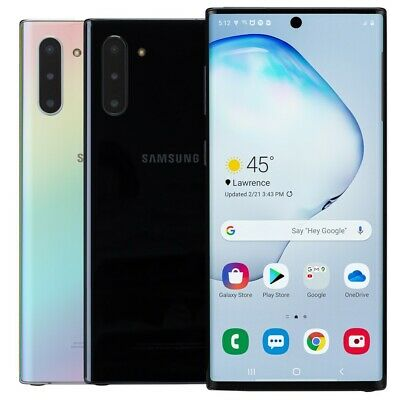 $ CDN572.19 • Buy Samsung Galaxy Note 10 256GB Smartphone AT&T Sprint T-Mobile Verizon Or Unlocked