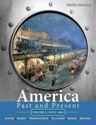 $4.33 • Buy America Past And Present: Since 1865: 2