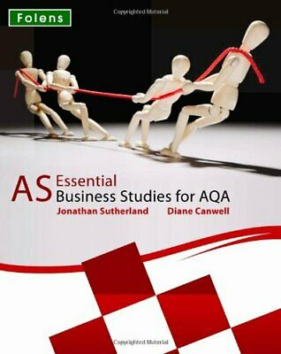 Essential Business Studies A Level: Essential Business Studies For AQA AS Stude • 3.22£