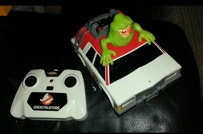 Ghostbusters Remote Control Car Ecto-1 Slimer • 13£