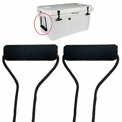 2 Pack Cooler Handles Replacement For YETI Tundra Handles & RTIC Coolers Handles • 3.99£