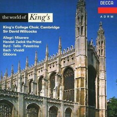 £2.27 • Buy Kings College Choir, Cambridge : World Of King's College CD (1991) Amazing Value