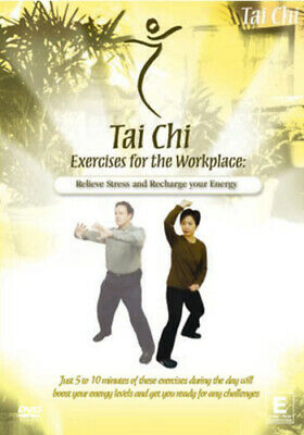 Tai Chi: Exercises For The Workplace DVD (2006) Cert E FREE Shipping, Save £s • 3.48£