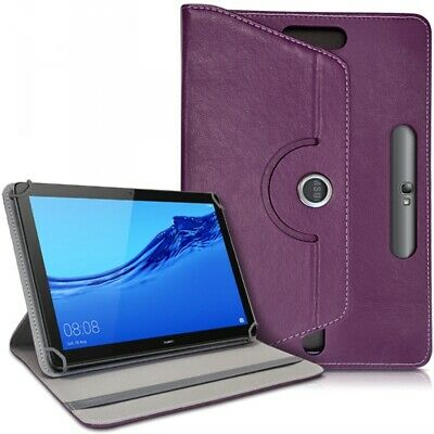 Case Holder Universal L Purple For Polaroid Tablet Atomic 400 10,1 Inch • 18.27£