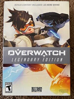 AU32.29 • Buy Overwatch: Legendary Edition (PC: Windows)