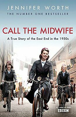 Call The Midwife By Jennifer Worth Paperback NEW Book • 6.43£