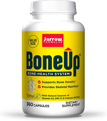 £29.10 • Buy Jarrow Formulas Bone-Up, Promotes Bone Density, 360 360 360 Count (Pack Of 1)