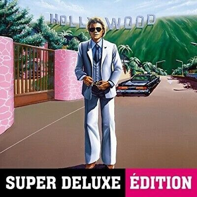 AU43.99 • Buy Johnny Hallyday - Hollywood New Cd