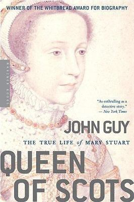 $2.84 • Buy Queen Of Scots: The True Life Of Mary Stuart, Guy, John