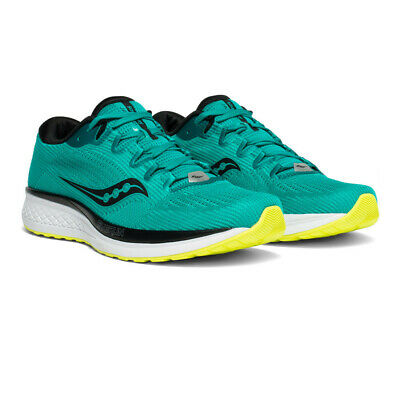 Saucony Mens Jazz 21 Running Shoes Trainers Sneakers - Blue Sports Breathable • 54.99£