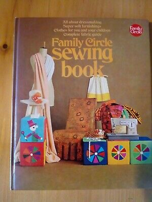 A Vintage Family Circle Sewing Book / Embroidery • 12£