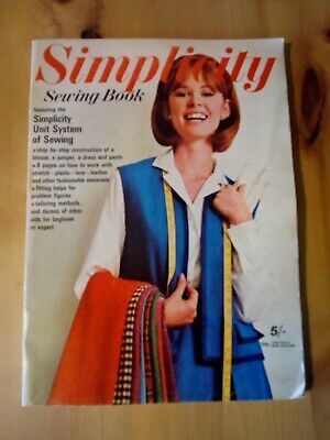 A Vintage Simplicity Sewing Book / Embroidery • 12£