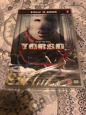 Another World Sergio Martino's Torso Uncut Dvd Suzy Kendall • 12.99£
