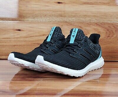 $ CDN141.03 • Buy NEW Adidas Ultra Boost 4.0 Parley Running Shoes Black Blue F36190 Multiple Sizes