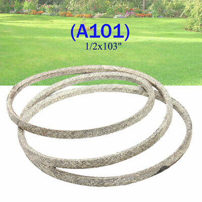 AU29.97 • Buy Replacement Belt GX20072,GY20570 754-04219,954-04219 For John Deere 1/2x103