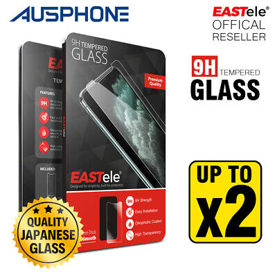 AU7.95 • Buy For Apple IPhone 12 11 Pro XS MAX XR EASTele Tempered Glass Screen Protector