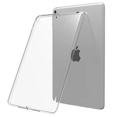 AU12.58 • Buy Case For IPad 10.2 2019 MiNi 2 3 4 5 TPU Transparent Silicone Shockproof Cover