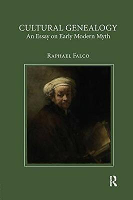 Cultural Genealogy : An Essay On Early Modern Myth By Falco, Raphael New,, • 43.84£