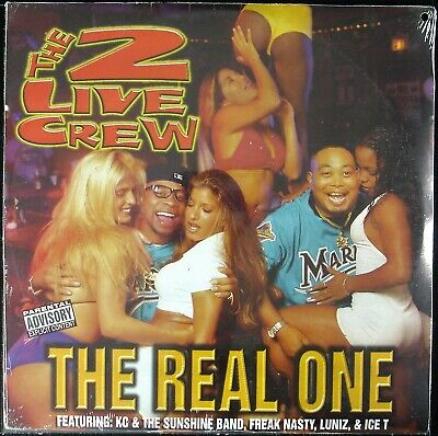 $ CDN26.80 • Buy The 2 Live Crew  The Real One  1998 2x Vinyl Lp Album 21 Tracks Bass *sealed*